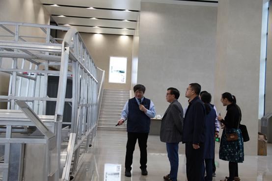 南宁市发展和改革委员会副主任赖承略一行莅临南南铝集团开展重点项目调研